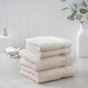 Charisma Soft 4-piece Hand and Washcloth Towel Set